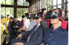 Découverte de la cité royale de Huê par la technologie VR