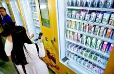 Expérimentation du modèle commercial « online-to-offline » à Hanoï