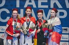 Le Vietnam vise 10 sportifs aux JO de la jeunesse 2018