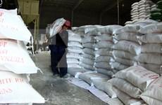 Le riz de haute qualité représente plus de 80% des exportations nationales