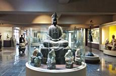 Riche d'histoires au Musée de culture bouddhiste