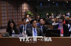 Le Vietnam participe à la 74ème session de la CESAP à Bangkok