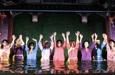 Des spectacles de marionnettes sur l'eau à Hôi An