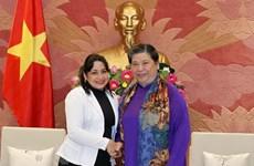 Promouvoir les relations des jeunesses vietnamiennes et cubaines