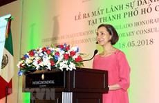 Le consulat d'honneur du Mexique à Ho Chi Minh-Ville voit le jour