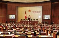 Cérémonie d'ouverture de la 5e session de l'AN de la 14e législature à Hanoï