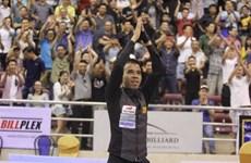 Coupe du monde de Billard de carom 3 bandes : le Vietnam sacré champion