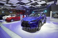Le Vietnam International Motor Show 2018 se tiendra en octobre à Hô Chi Minh-Ville