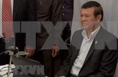 Cambodge : la demande de libération sous caution de l'ancien chef de l'opposition rejetée