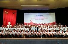 100 donneurs de sang exemplaires à l'honneur