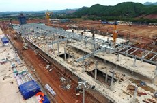 Quang Ninh: l'aéroport international de Vân Dôn pourrait recevoir son premier vol en décembre