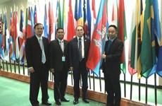 Le Cambodge élu membre au Conseil économique et social de l'ONU