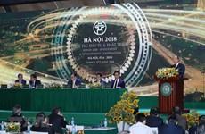 """Le Premier ministre à la conférence """"Hanoï 2018 – Coopération, Investissement et Développement"""""""