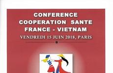 Conférence sur la coopération franco-vietnamienne dans le domaine de la santé
