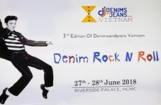 "La 3e exposition internationale ""Denims and Jeans"" prévue fin juin à HCM-Ville"