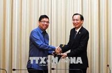 Les Philippines veulent renforcer les investissements à Hô Chi Minh-Ville