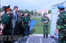 Le Vietnam participe activement aux opérations de maintien de la paix de l'ONU