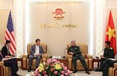 Le Vietnam et les Etats-Unis renforcent leur coopération dans la défense