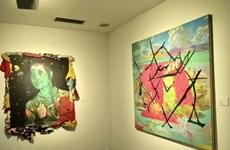 Exposition artistique Vietnam-République de Corée