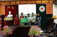 Au chevet des sinistrés des pluies et des crues à Lai Chau