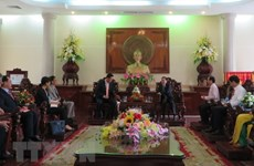 Can Tho coopère avec la République de Corée dans divers domaines