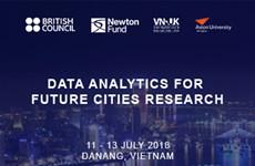Séminaire scientifique DAFCR 2018 à Da Nang