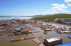 Inondations en Chine : Message de sympathie du Vietnam