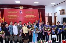 Le Congrès de l'Association des Vietnamiens à Vientiane