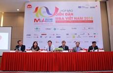 Bientôt Vietnam M&A Forum 2018 en août prochain