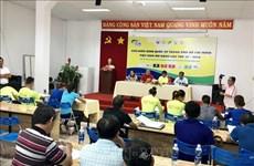 Bientôt tournoi international d'athlétisme élargi de Ho Chi Minh-Ville
