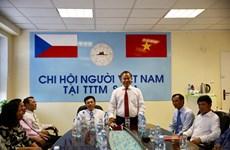 Une délégation du Comité d'État chargé des Vietnamiens résidant à l'étranger en R. tchèque