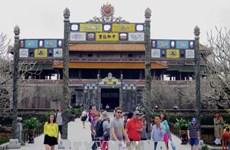 Thua Thien-Hue a accueilli 1,15 million de touristes étrangers en sept mois