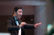 Le chef d'orchestre Le Phi Phi va diriger le concert des œuvres de Bach le 9 août