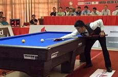 Billard: 64 joueurs participeront au tournoi international de Binh Duong