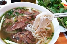 Le premier festival de la culture culinaire de Hanoï aura lieu en octobre prochain