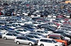 Le chiffre d'affaires des ventes d'automobiles en baisse depuis le début de l'année