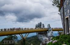 L'Inde souhaite construire des ponts suivant le modèle du pont d'Or à Da Nang
