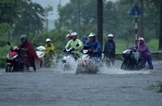 Le typhon Bebinca s'est affaibli en dépression tropicale