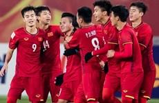 ASIAD 2018: la presse japonaise apprécie l'équipe du Vietnam olympique de football