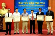 Vinh Phuc renforce la mobilisation des aides étrangères au développement