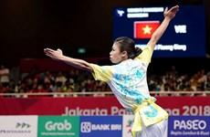 ASIAD 18 : le Vietnam à la 20e place à la 4e journée de compétition