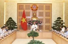 Le PM travaille avec le groupe de conseillers économiques