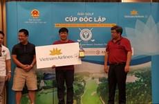 Le tournoi de golf de la communauté des Vietnamiens de Thaïlande