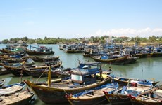 Kien Giang promeut la lutte contre la pêche INN