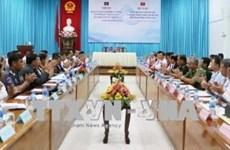 Vietnam-Cambodge : renforcer la coopération entre les provinces d'An Giang et de Takeo