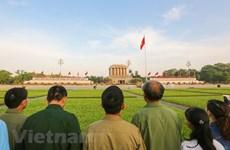 Visiter la Place Ba Dinh lors de la Fête nationale