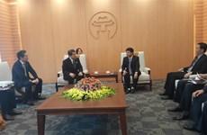 Hanoi resserre sa coopération avec les villes du CPTA