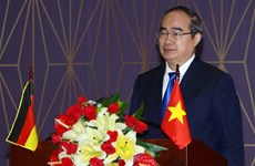 L'Université Vietnam-Allemagne souffle ses 10 bougies