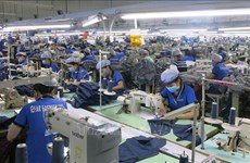 Textile-habillement : un milliard d'USD de plus par rapport à l'objectif fixé pour les exportations