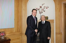 Célébration du 45e anniversaire de l'établissement des liens diplomatiques Vietnam-Royaume Uni
